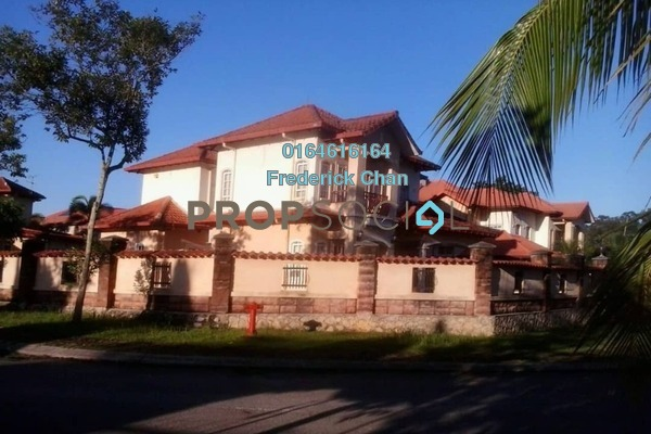 For Sale Bungalow at Bidai Residence, Bukit Jelutong Freehold Fully Furnished 6R/6B 3.4m