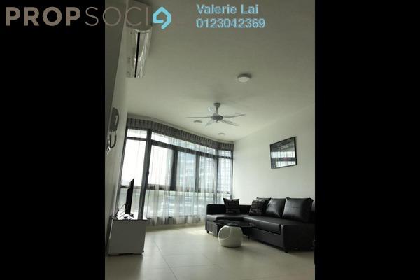 For Rent Condominium at AraGreens Residences, Ara Damansara Freehold Fully Furnished 3R/2B 2.85k