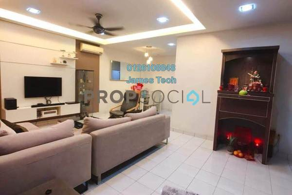 For Sale Terrace at Bandar Botanic, Klang Freehold Semi Furnished 4R/3B 650k