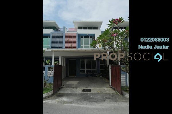 For Sale Terrace at Serenia Gardens, Ukay Freehold Semi Furnished 4R/3B 800k