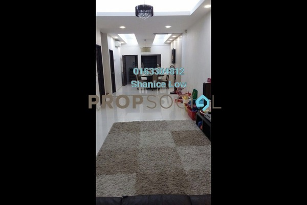 For Sale Terrace at Puteri 10, Bandar Puteri Puchong Freehold Semi Furnished 4R/3B 980k