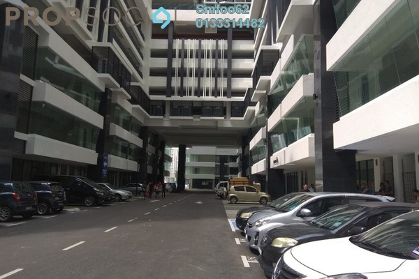 For Rent Shop at KL Traders Square, Kuala Lumpur Freehold Unfurnished 0R/0B 6k