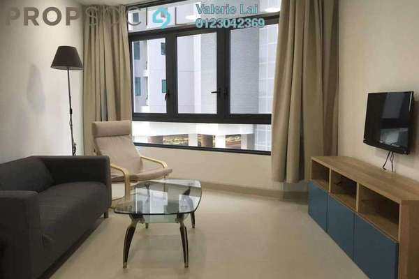 For Rent Condominium at AraGreens Residences, Ara Damansara Freehold Fully Furnished 2R/1B 2.2k