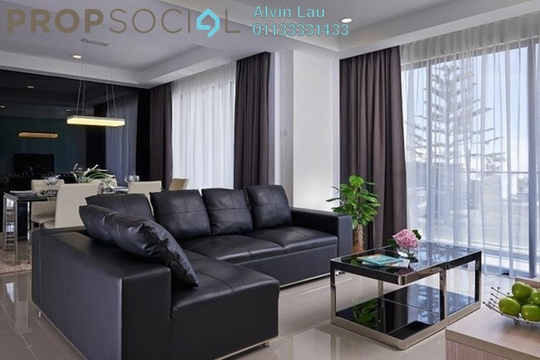 For Sale Condominium at Grand Ion Majestic, Genting Highlands Freehold Fully Furnished 2R/1B 700k