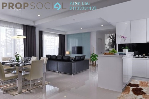For Sale Condominium at Grand Ion Majestic, Genting Highlands Freehold Fully Furnished 3R/2B 1.13m