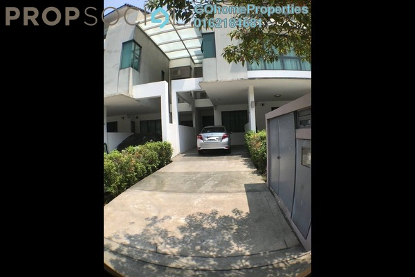 For Sale Townhouse at Sunway SPK 3 Harmoni, Kepong Freehold Unfurnished 4R/4B 1.5m