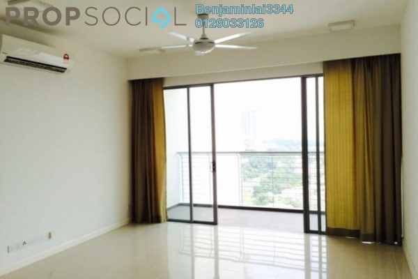 For Sale Condominium at The Westside Two, Desa ParkCity Freehold Semi Furnished 3R/3B 1.2m