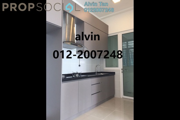 For Rent Condominium at Desa Green Serviced Apartment, Taman Desa Freehold Semi Furnished 3R/2B 1.6k