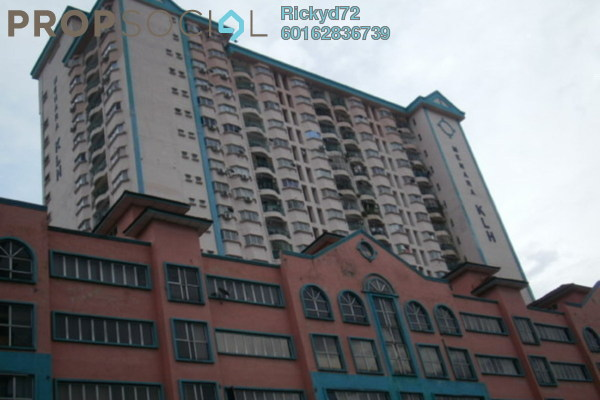 For Rent Condominium at Menara KLH, Sentul Freehold Unfurnished 3R/3B 1.6k