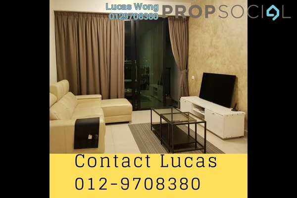For Rent Condominium at The Leafz, Sungai Besi Freehold Fully Furnished 2R/2B 2.4k