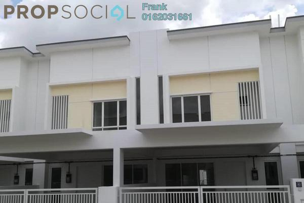 For Rent Terrace at Suriaman 3, Bandar Sri Sendayan Freehold Unfurnished 4R/4B 1.25k