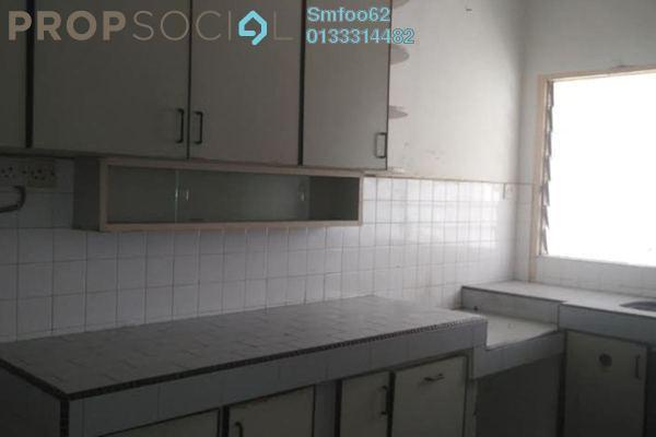 For Rent Terrace at Taman Sri Rampai, Setapak Freehold Semi Furnished 3R/2B 1.4k