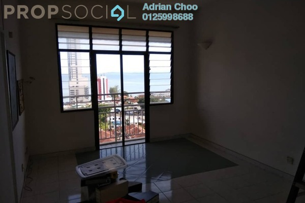 For Sale Apartment at Indah Bay, Tanjung Tokong Freehold Semi Furnished 3R/2B 400k