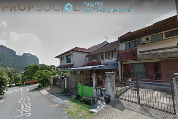 For Rent Terrace at Taman Sri Gombak, Batu Caves Freehold Unfurnished 3R/2B 1.6k