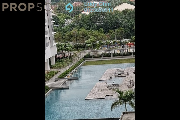 For Rent Condominium at Vina Versatile Homes, Cheras South Freehold Semi Furnished 3R/2B 1.4k