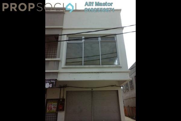 For Rent Shop at Taman Universiti, Bangi Freehold Unfurnished 0R/0B 2.5k