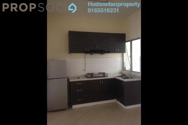 For Sale Condominium at De Centrum Unipark Condominium, Kajang Freehold Semi Furnished 3R/2B 290k