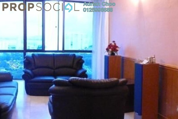 For Sale Apartment at Pearlvue Heights, Tanjung Tokong Freehold Semi Furnished 3R/2B 400k