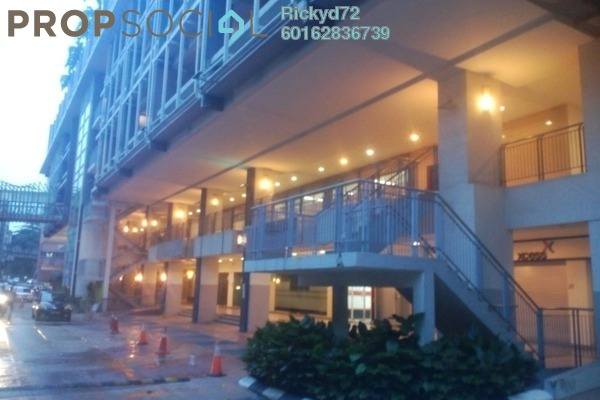 For Rent Shop at Viva Residency, Sentul Freehold Unfurnished 0R/2B 3k