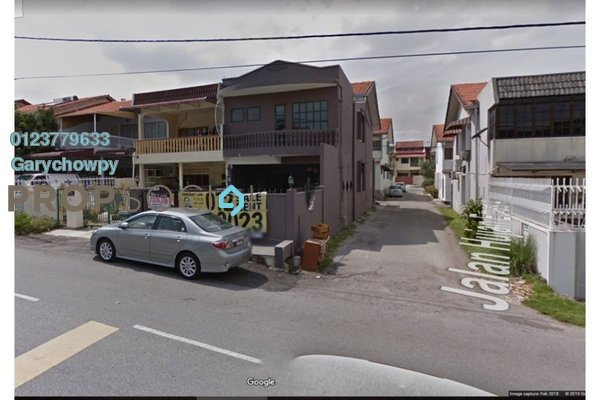 For Sale Terrace at Taman OUG, Old Klang Road Freehold Semi Furnished 4R/3B 806k