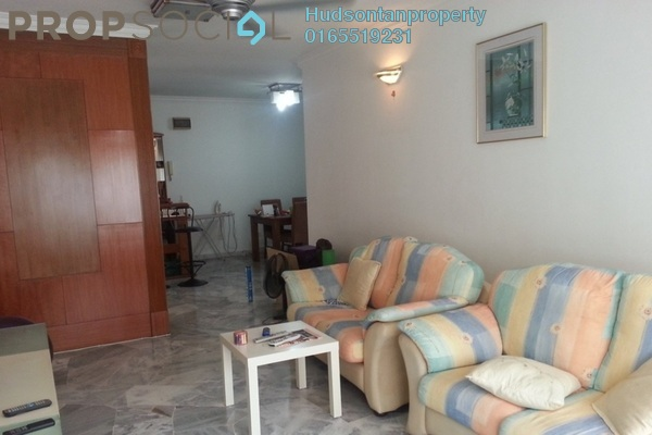 For Sale Condominium at Sri Intan 1, Jalan Ipoh Freehold Semi Furnished 3R/2B 360k