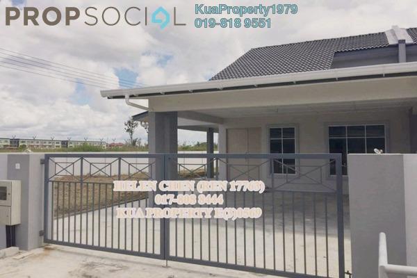 For Sale Terrace at Kampung Stutong Baru, Kuching Leasehold Unfurnished 3R/2B 560k