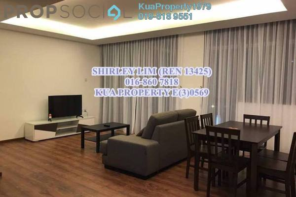 For Rent Condominium at Jazz Suite @ ViVaCiTy, Kuching Freehold Fully Furnished 3R/2B 2.5k