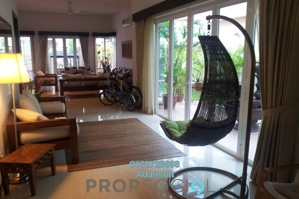 For Sale Terrace at Villa Manja, Bandar Menjalara Freehold Semi Furnished 5R/4B 3.5m