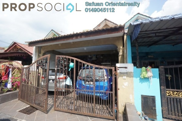 For Sale Terrace at Taman Sri Haneco, Semenyih Freehold Unfurnished 4R/3B 280k