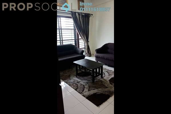 For Rent Condominium at Hartamas Regency 1, Dutamas Freehold Fully Furnished 3R/3B 3.5k