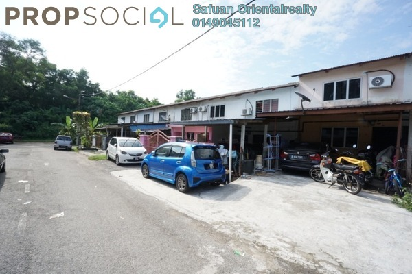 For Sale Terrace at Taman Belimbing, Seri Kembangan Leasehold Unfurnished 2R/2B 250k
