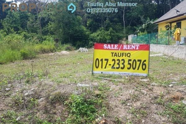 For Sale Land at Kampung Sungai Lui, Hulu Langat Freehold Unfurnished 0R/0B 270k