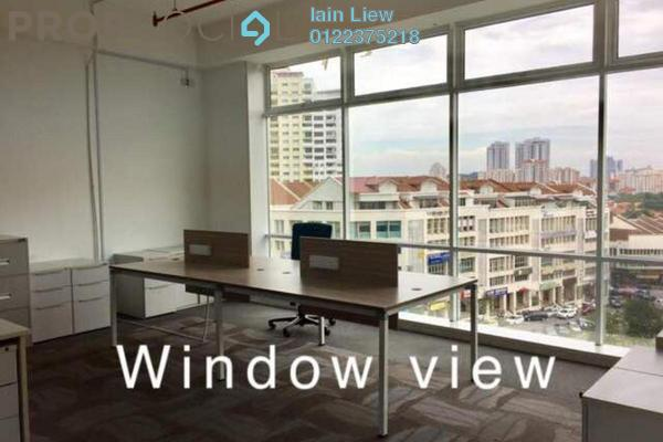 For Sale Office at Metropolitan Square, Damansara Perdana Freehold Fully Furnished 3R/0B 1m