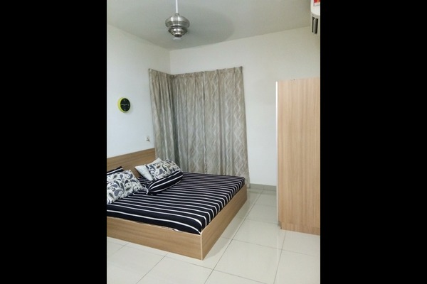 For Rent Condominium at The Wharf, Puchong Freehold Fully Furnished 2R/2B 1.31k