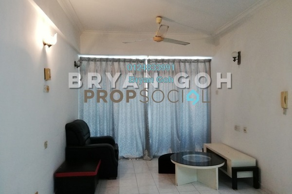 For Rent Condominium at U-Garden, Gelugor Freehold Semi Furnished 3R/2B 950translationmissing:en.pricing.unit