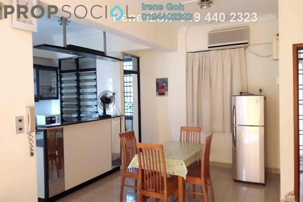 For Rent Condominium at Sunny Ville, Batu Uban Freehold Fully Furnished 2R/1B 1.2k