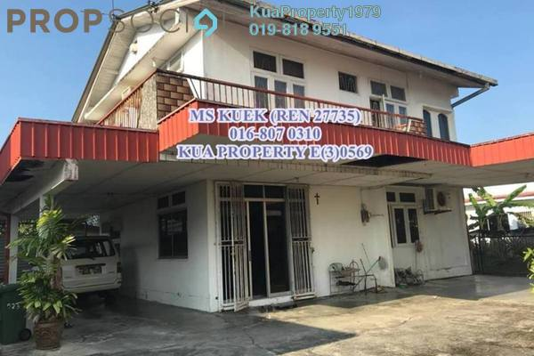 For Sale Bungalow at Sun Rise Garden, Kuching Freehold Unfurnished 4R/3B 850k