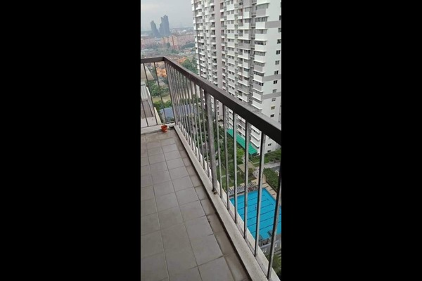 For Sale Condominium at Koi Kinrara, Bandar Puchong Jaya Freehold Semi Furnished 3R/2B 479k