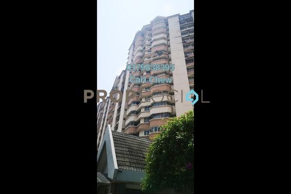 For Sale Condominium at De Tropicana, Kuchai Lama Freehold Semi Furnished 3R/2B 375k