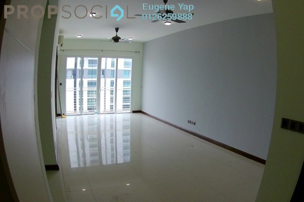 For Rent Condominium at The Northshore Gardens, Desa ParkCity Freehold Semi Furnished 1R/1B 3k