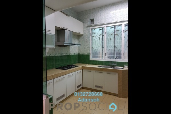 For Sale Terrace at Safa, Desa ParkCity Freehold Semi Furnished 5R/4B 4.2m