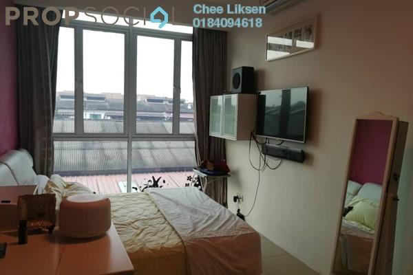 For Sale Townhouse at Beverly Residence, Bandar Utama Leasehold Semi Furnished 3R/2B 685k