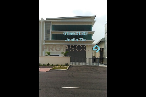 For Sale Condominium at North Port, Port Klang Freehold Semi Furnished 0R/0B 2.35m