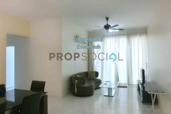 For Rent Condominium at BaysWater, Gelugor Freehold Fully Furnished 3R/3B 2k