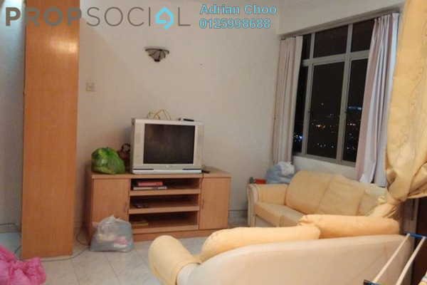 For Sale Apartment at Acres Ville, Sungai Ara Freehold Fully Furnished 3R/2B 330k