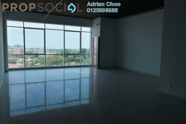 For Rent Office at Setia Tri-Angle, Sungai Ara Freehold Unfurnished 0R/1B 1.2k