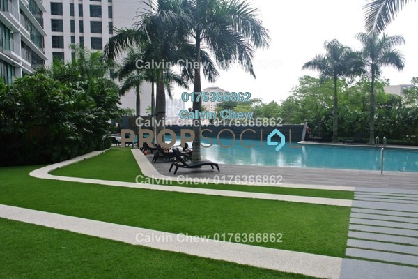 For Sale Condominium at Setia Sky Residences, KLCC Freehold Unfurnished 0R/0B 693k