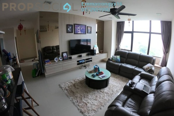 For Sale Condominium at Emerald Avenue, Selayang Freehold Fully Furnished 2R/2B 390k