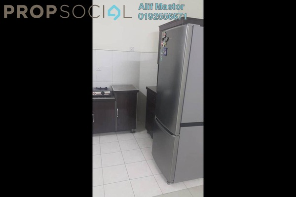 For Rent Condominium at Taman Impian, Jalan Ipoh Freehold Semi Furnished 3R/2B 1.5k