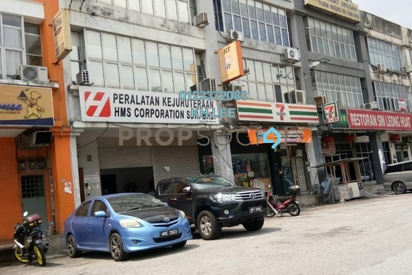 For Sale Shop at Subang Hi-Tech Industrial Park, Subang Jaya Freehold Unfurnished 0R/0B 1.68m